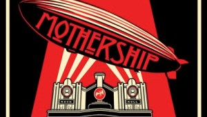 Led Zeppelin Mothership Vinyl Cover 2016