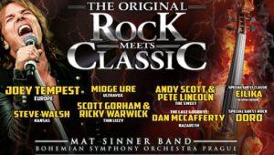rock meets classic 2016 Plakat