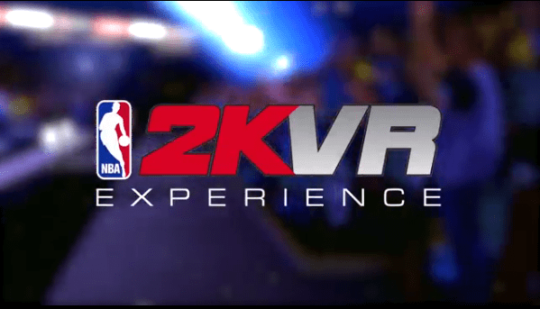 NBA 2KVR Experience (Quelle: YouTube Video Screenshot)
