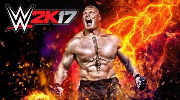WWE 2K17 Quelle: Twitter