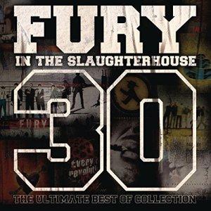 """FuryInTheSlaughterhouse """" TheUltimateBestOfCollection""""erscheintam.März"""