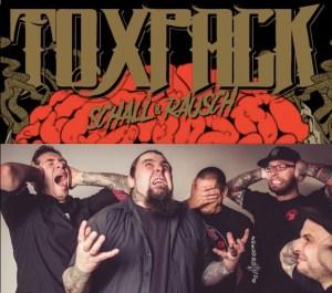 Schall und Rausch ist der Titel des Albums der Berliner Streetcore Band TOXPACK. Foto: Stefan Milde