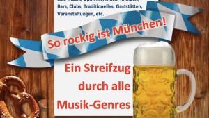 AusgehtippsinMünchen:VeranstaltungenundEmpfehlungenfürLive Musik,OpenAir,Musik Kneipen,Bars,Clubs,Traditionelles,Gaststätten,Veranstaltungen,etc.
