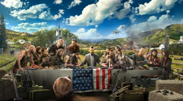 Far Cry 5 Gameplay Ingame Foto Foto: Ubisoft