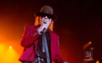 Udo Lindenberg am 17.05.2017 in München, Olympiahalle Foto: wearephotographers