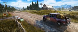 Far Cry 5 Cover Artwork Gameplay Ingame Foto Foto: Ubisoft
