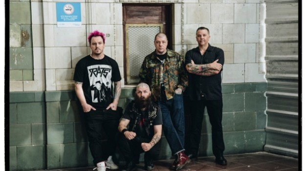 Das neue RANCID Album Trouble Maker erscheint am 9. Juni 2017 auf Hellcat Records. Rancid Promo Foto: Anthony Marchitiello