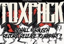 Toxpack Schall und Rausch Tour Pressure-Magazine 2017