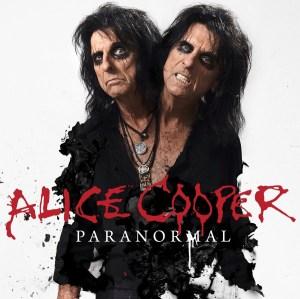 Albumcover Alice Cooper Paranoiac Personality 2017