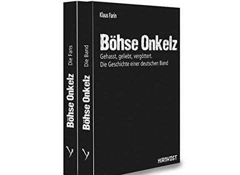 Böhse Onkelz Box Klaus-Farin Buch Hirnkost Verlag 2017