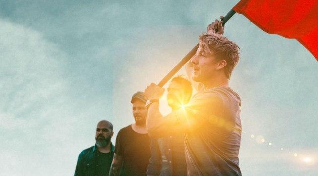 Konzert Ticket Vorverkauf zu Sunrise Avenue Arena Tour 2018 zum Heartbreak Century Album