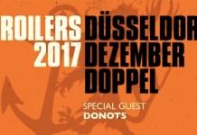 Düsseldorfer Punkrock Band Broilers Tour 2017 Punkrock Konzerte mit Donots, Emscherkurve 77 und Volxsturm