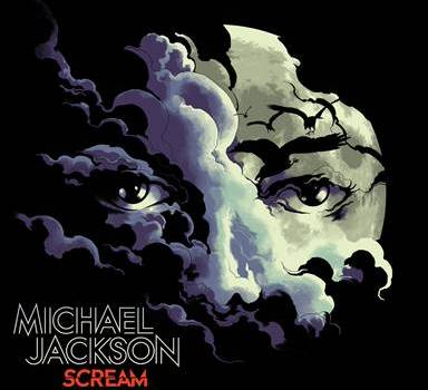 Albumcover Michael Jackson Scream album 2017