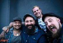 Kärbholz Interview mit Pressure Magazine zu Spiel des Lebens Alles Neu 2017 Bandfoto