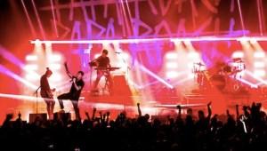 Papa Roach Tour 2017 Offenbach Konzert Foto: Mario Schickel / Pressure Magazine