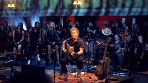 Peter Maffay Live MTV Unplugged Show Photo by Wolfgang Koehler