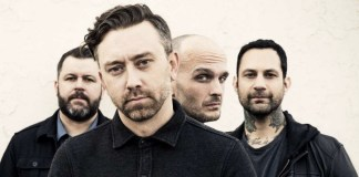 Rise Against Tour 2017