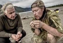 YUKON Bildband Buch joey kelly und till Lindemann Reise durch Alaska 2017