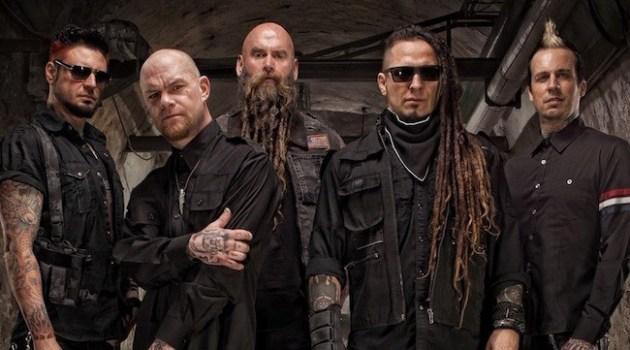 Five Finger Death Punch Konzert Tickets Tour 2017