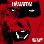 Cover Hämatom Album 'Bestie der Freiheit' VÖ 26.01.2018