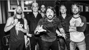 FOO FIGHTERS Concrete and Gold World Tour 2018 Tickets Termine Konzertkarten kaufen