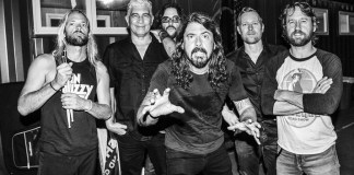 FOO FIGHTERS Concrete and Gold World Tour 2018 Tickets Termine Konzertkarten kaufen