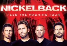 NICKLEBACK Ticket 2018 Tickets und Infos