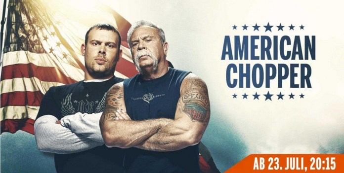american chopper DMAX discovery