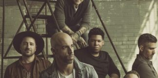 "DAUGHTRY – Neues Album ""Cage To Rattle"" VÖ: 27. Juli 2018 Bild-Credit: RCA/Sony"