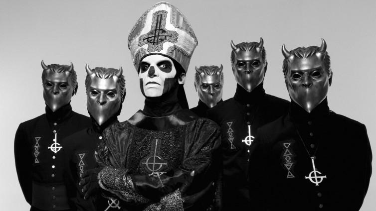 Ghost 2019 auf Tour - 4 Konzerttermine stehen fest