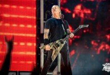 Metallica Sänger James Hetfield Mannheim Open Air 2019 - Foto: Mario Schickel