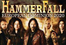 Hammerfall, World Dominion, Tour 2020