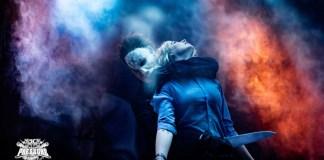Vorhang auf für ein kleines bisschen Horror-Show - Hollywood Undead spielten am 22.02.2020 in Offenbach. Konzertfotos von Mario Schickel
