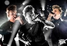 Papa Roach Tour 2020 | Offenbach Foto: Mario Schickel
