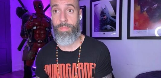 Chris Daughtry - Pressure Magazine Interview 2021
