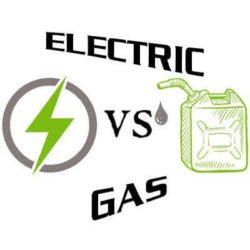 electric vs gas pressure washer