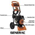 Generac 6596 2800 PSI 2.5 GPM 196cc OHV Gas Pressure Washer Review
