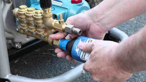 small resolution of pressure washer pumps