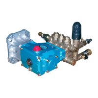 CAT Pumps Pressure Washer Pump - 3.5 GPM, 4000 PSI, 11-13 HP Required, Model#...