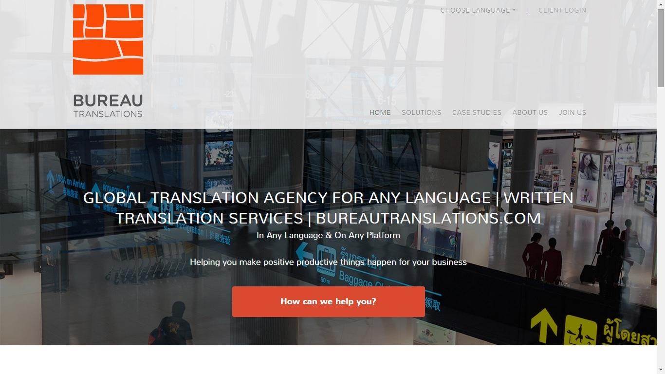 Bureau Translations