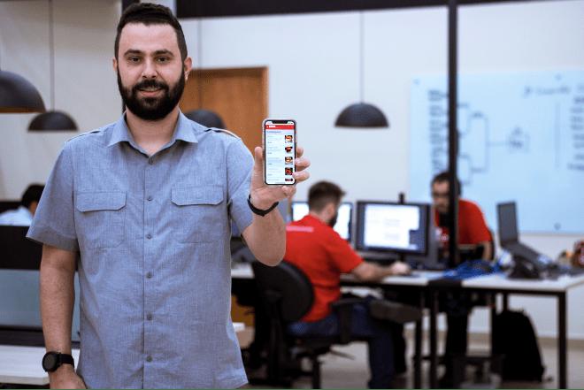 , Delivery: Startup cria site e aplicativo exclusivos para restaurantes, Assessoria de Imprensa - Press Works