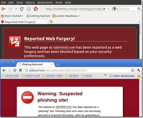 Browser_antiPhishing