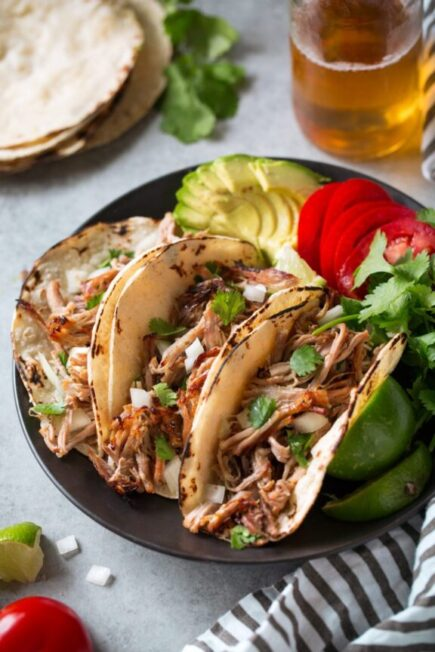 Savory Pork Carnitas