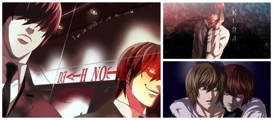 Kira-Light Death Note