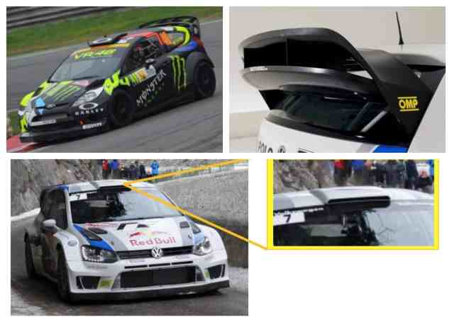 Aerodynamics of Modern Rally