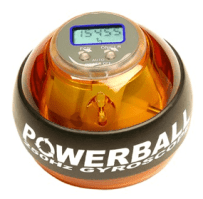 The Powerball - training