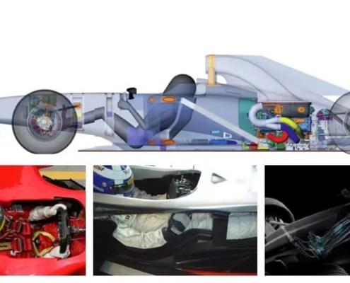 F1 driver training