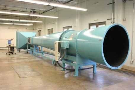 Open Loop Windtunnel