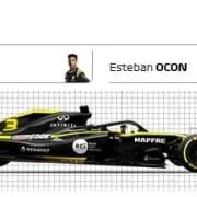 Renault 2020 F1