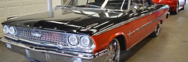 1963 Ford Galaxy